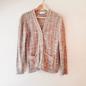 1979s Vintage Touché by Talbott Cardigan Sweater
